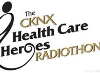 The CKNX Healthcare Heroes Radioathon Logo