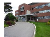 Picture of the front entrance of Alexandra Marine & General Hospital, Goderich, ON