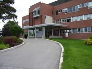 Picture of the front entrance of Alexandra Marine & General Hospital